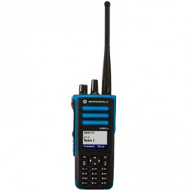 Motorola DP4801 EX (136-174Mhz) GPS GOB (Radio, Battery and Antenna Only)