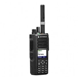 Motorola DP4801E (136-174Mhz) Full Key Pad with Bluetooth and Wifi (Radio, Battery and Antenna Only)
