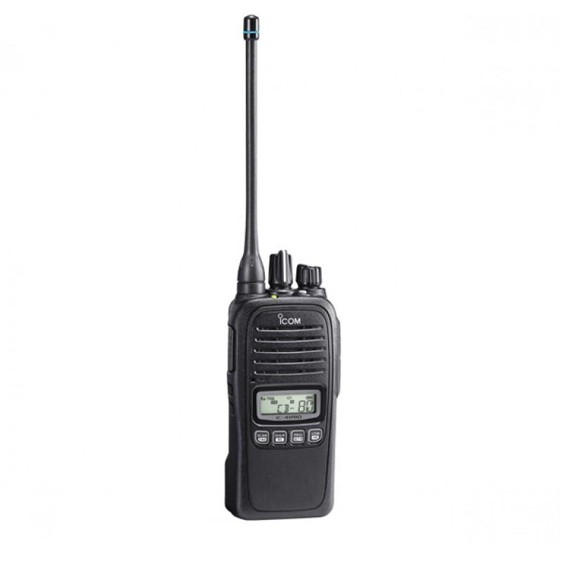 Icom IC-41PRO Portable 80 Channel UHF CB