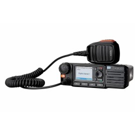 Hytera DMR Mobile Radio MD782(M4)  (No GPS, DMR Tier 2 and 3, MPT Analogue)
